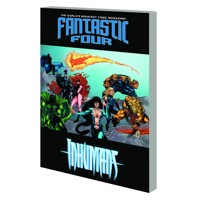 FANTASTIC FOUR INHUMANS TP ATLANTIS RISING - Various