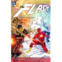 FLASH HC VOL 02 ROGUES REVOLUTION (N52) - Francis Manapul, Brian Buccellato
