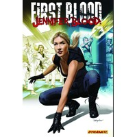 JENNIFER BLOOD FIRST BLOOD TP (MR) - Michael Carroll