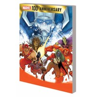 MARVEL 100TH ANNIVERSARY TP - Various