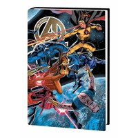 NEW AVENGERS PREM HC VOL 04 PERFECT WORLD - Jonathan Hickman