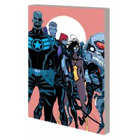 SECRET AVENGERS TP VOL 01 LETS HAVE A PROBLEM - Ales Kot