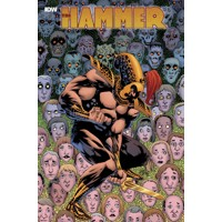 HAMMER KELLY JONES COMP SERIES HC - Kelley Jones