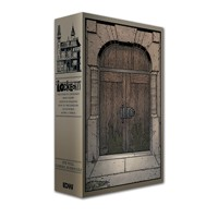 LOCKE & KEY TP SLIPCASE SET HOLIDAY ED - Joe Hill