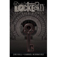 LOCKE & KEY TP VOL 06 ALPHA & OMEGA - Joe Hill