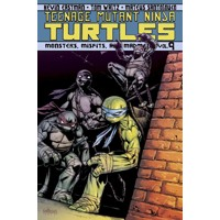 TMNT ONGOING TP VOL 09 MONSTERS MISFITS MADMEN - Tom Waltz, Kevin Eastman