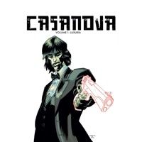 CASANOVA COMPLETE ED HC VOL 01 LUXURIA (MR) - Matt Fraction
