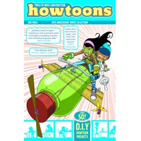 HOWTOONS TOOLS OF MASS CONSTRUCTION TP - Nick Dragotta & Various