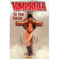 VAMPIRELLA TP VOL 06 FINAL CURTAIN - Brandon Jerwa