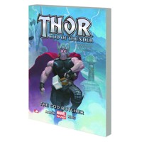 THOR GOD OF THUNDER TP VOL 01 GOD BUTCHER - Various