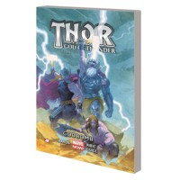 THOR GOD OF THUNDER TP VOL 02 GODBOMB - Jason Aaron