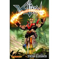 VOLTRON TP VOL 02 TEN LIONS - Brandon Thomas