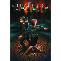 X-FILES SEASON 10 HC VOL 01 - Joe Harris
