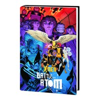 X-MEN BATTLE OF ATOM HC - Various