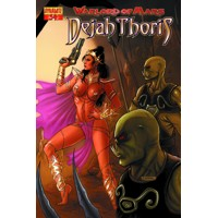 ART OF DEJAH THORIS & THE WORLDS OF MARS HC - Bob Greenberger