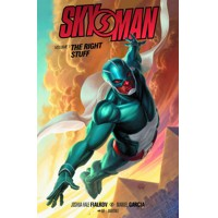 SKYMAN TP VOL 01 RIGHT STUFF - Joshua Hale Fialkov