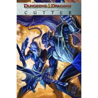 DUNGEONS & DRAGONS CUTTER HC - R. A. Salvatore, Geno Salvatore