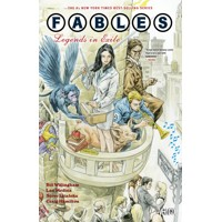 FABLES TP VOL 01 LEGENDS IN EXILE NEW ED (MR) - Bill Willingham