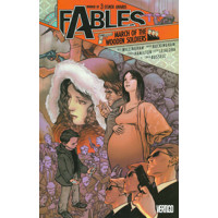 FABLES TP VOL 04 MARCH OF THE WOODEN SOLDIERS (MR) - Bill Willingham