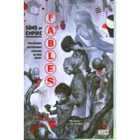FABLES TP VOL 09 SONS OF EMPIRE (MR) - Bill Willingham