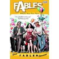 FABLES TP VOL 13 THE GREAT FABLES CROSSOVER (MR) - Matthew Sturges, Bill Willi...