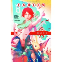 FABLES TP VOL 15 ROSE RED (MR) - Bill Willingham