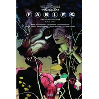 FABLES DELUXE EDITION HC VOL 02 (MR) - Bill Willingham