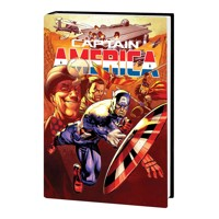 CAPTAIN AMERICA PREM HC VOL 04 IRON NAIL - Rick Remender