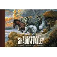 GUNS OF SHADOW VALLEY HC - Dave Wachter, James Andrew Clark
