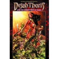 DEJAH THORIS & GREEN MEN OF MARS TP VOL 02 (MR) - Mark Rahner