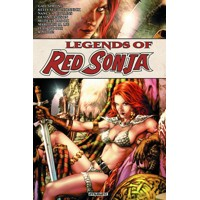 LEGENDS OF RED SONJA TP VOL 01 - Gail Simone & Various