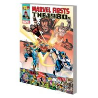MARVEL FIRSTS TP VOL 03 1980S - Various