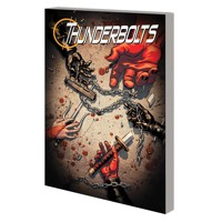 THUNDERBOLTS TP VOL 05 PUNISHER VS THUNDERBOLT - Ben Acker, Ben Blacker