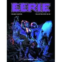 EERIE ARCHIVES HC VOL 18 - Various