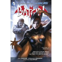 BATGIRL TP VOL 04 WANTED (N52) - Gail Simone