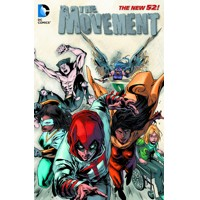 MOVEMENT TP VOL 02 FIGHTING FOR THE FUTURE (N52) - Gail Simone