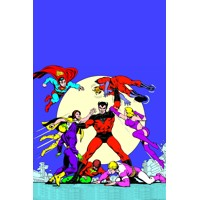 SHOWCASE PRESENTS LEGION OF SUPERHEROES TP VOL 05 - Cary Bates & Various