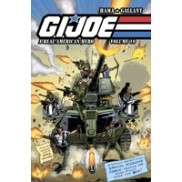 GI JOE A REAL AMERICAN HERO TP VOL 10 - Larry Hama