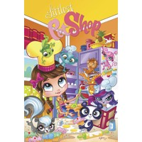 LITTLEST PET SHOP HC - Georgia Ball