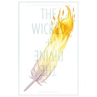 WICKED & DIVINE TP VOL 01 THE FAUST ACT (MR) - Kieron Gillen