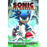 SONIC THE HEDGEHOG TP VOL 01 COUNTDOWN TO CHAOS - Ian Flynn