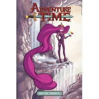 ADVENTURE TIME ORIGINAL GN VOL 04 BITTER SWEETS - Kate Leth