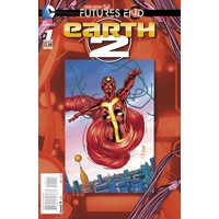 EARTH 2 FUTURES END #1 - Daniel H. Wilson