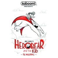 HEROBEAR & THE KID INHERITANCE #5 (OF 5) - Mike Kunkel