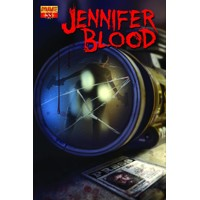 JENNIFER BLOOD #33 (MR) - Michael Carroll
