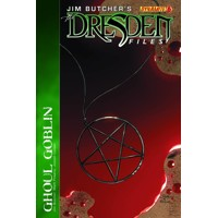 JIM BUTCHERS DRESDEN FILES GHOUL GOBLIN #6 - Jim Butcher, Mark Powers