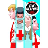 FIVE WEAPONS TP VOL 02 TYLERS REVENGE - Jimmie Robinson