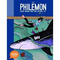 A PHILEMON ADVENTURE VOLUME 1: CAST AWAY ON THE LETTER ''A'' GN VOL 01 CAST AW...