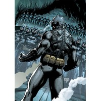 BATMAN FUTURES END #1 3D - Scott Snyder, Ray Fawkes