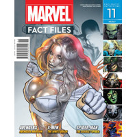 MARVEL FACT FILES #11